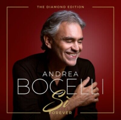 Andrea Bocelli Sforever The Diamond Edit