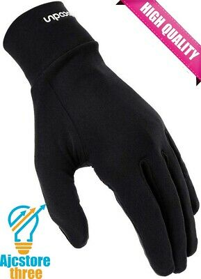 Issyzone Winter Horse Riding Glove Thermal Thinsulate Windproof Waterproof M siz