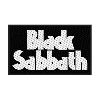 US Tour 78 Black Sabbath R/ückenaufn/äher//Backpatch VERSAND KOSTENFREI