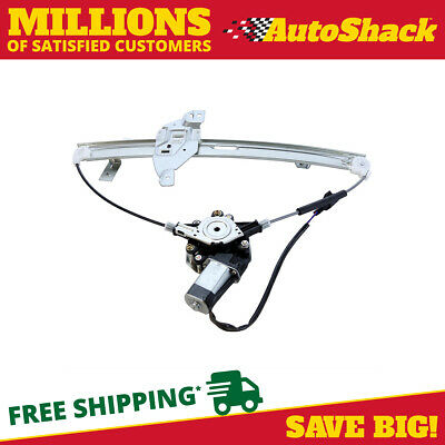 Auto Shack WR841309 Front Right Power Window Regulator with Motor