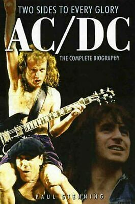 Paul Stenning, AC/DC: TWO SIDES TO EVERY GLORY : The Complete Biography, Like Ne