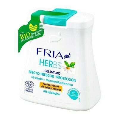 Lubrifiant personnel Herbs Camomille Fria (250 ml)