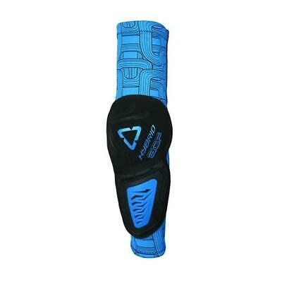 LEATT ELBOW GUARD - 3DF Hybrid - Ellbogen Protektor - blau Motocross Enduro MX C