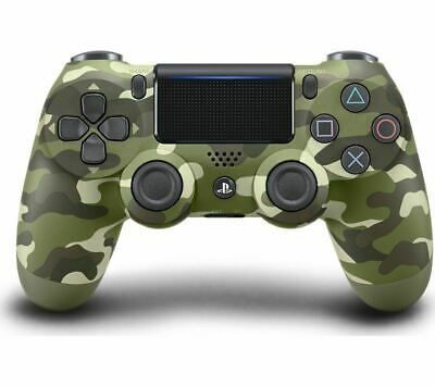 PLAYSTATION 4 DualShock 4 V2 Wireless Controller - Green Camo DAMAGED BOX