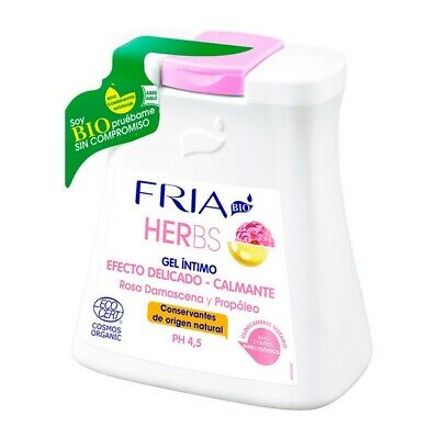 Lubrifiant personnel Herbs Rose Fria (250 ml)