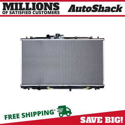 For 2007-2012 Acura RDX L4 2.3L Brand New Replacement Aluminum Radiator 2916