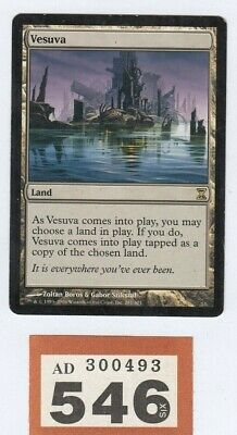 MTG Magic the Gathering - Vesuva - Time Spiral