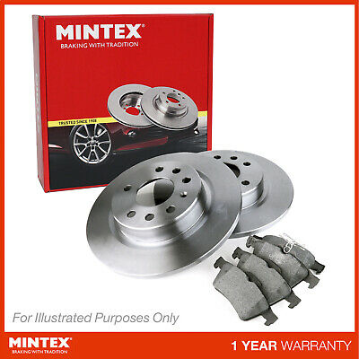 NEW MINTEX FRONT BRAKE DISCS AND PADS SET MDK0151 FREE NEXT DAY DELIVERY