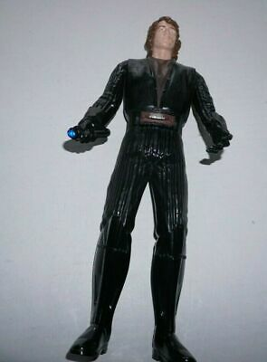 "STAR WARS Anakin Skywalker Action Figure Hasbro 2012 12"" Talks & Lights Up"