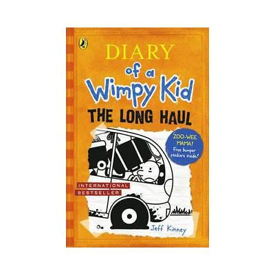 The Long Haul by Jeff Kinney (author)