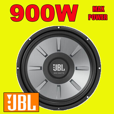 "JBL 10"" Inch 1000w Car Audio Subwoofer Driver Bass STAGE SPL Sub Woofer New"