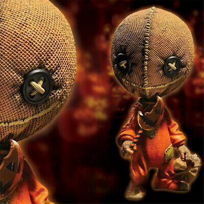 "Trick R Treat - 8"" Scale Clothed Action Figure – Sam - NECA"
