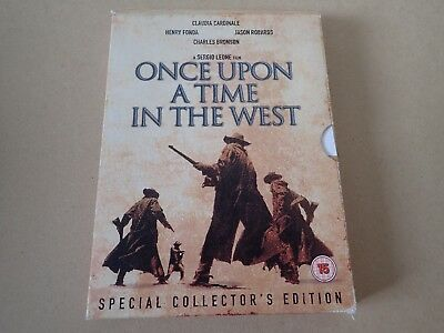 Once upon a time in the west collectors edition dvd
