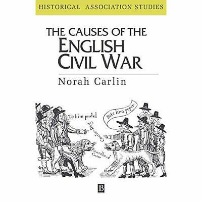 Causes of the English Civil War (Historical Association - Paperback NEW Norah Ca