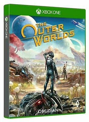 The Outer Worlds (Xbox One) Brand New & Sealed UK PAL