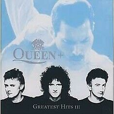 """CD QUEEN """"GREATEST HITS III -2011 REMASTER-"""".New and sealed"""