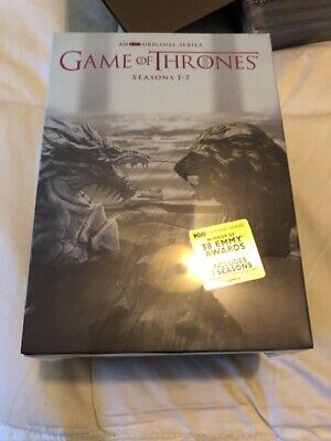 Brand New Game of Thrones: The Complete Seasons 1-7