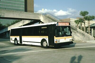 Jacksonville-Transit-Authority-Flxible-B