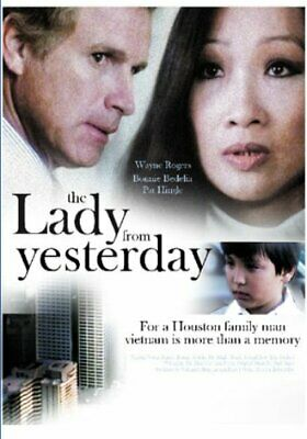 The Lady from Yesterday - Sealed NEW DVD - Wayne Rogers
