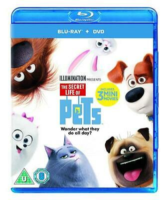 The Secret Life of Pets - Sealed NEW Blu-ray + DVD