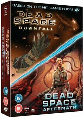 Dead Space - Downfall / Aftermath - Sealed NEW DVD