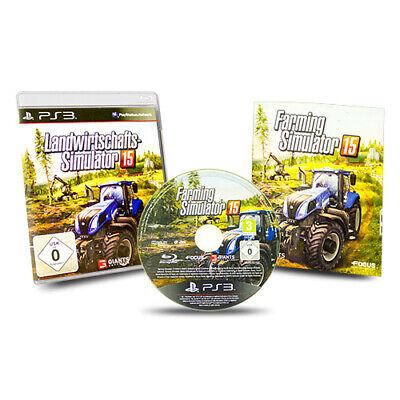 Playstation 3 Game Farming Simulator 15