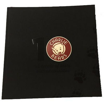 CHARLIE BEARS CATALOGUE 10th ANNIVERSARY COLLECTION PART 1