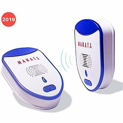 Ultrasonic Pest Repeller Plug In (2019) - Rid Your House Of All Pests With New