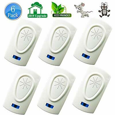 "Ultrasonic Repellents Pest Repeller Plug In Indoor-2019 Electronic Bug""Mosquito"