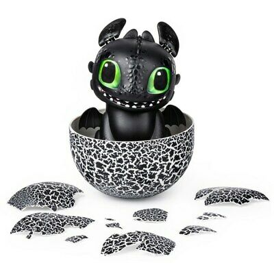 Hatching Toothless How To Train Your Dragon Electronic Interactive Kids Toy Gift