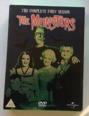 The Munsters-The Complete First Season
