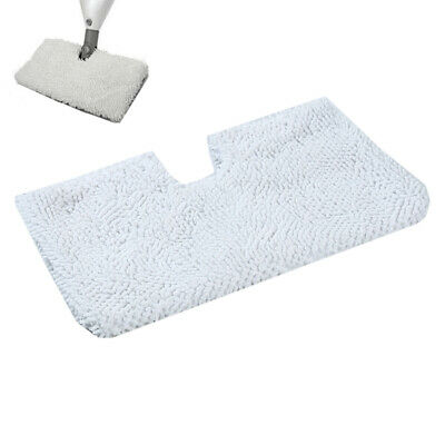 Microfiber Cloth Cleaning Pad Floor Mop Washable Head Pads LS3