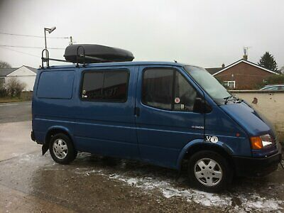 Ford Transit 1993 Campervan    Low Milage