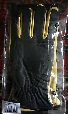 Dry Touch Gents Leather Gardening Gloves.