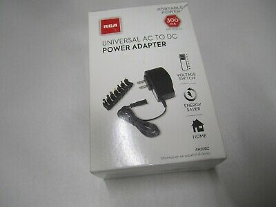RCA Universal AC to DC Power Adapter AH30BZ