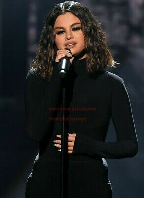 SELENA GOMEZ Poster 24 inch by 36 inch 4 Hollywood Art Photo Poster