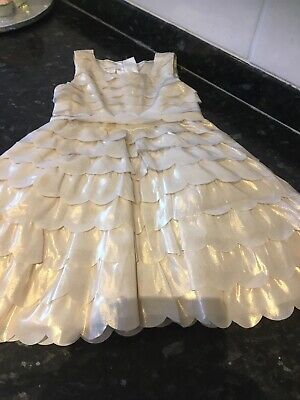Monsoon Party Flower Girl Christmas Special Occasion Dress Age 2-3 Years