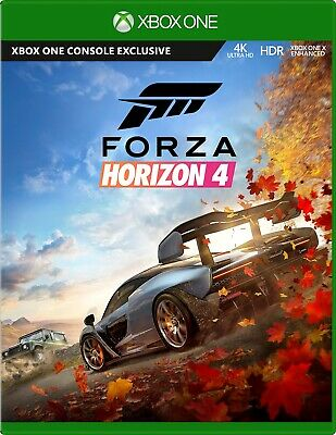 Forza Horizon 4 Xbox One(Digital Download/Leggi Descrizione)
