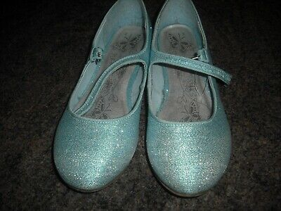 next girls glittery party shoes