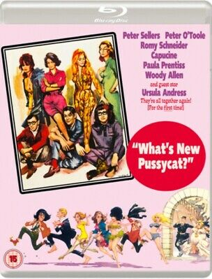 Whats New Pussycat