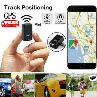 Magnetic Mini GPS Tracker Car Spy GSM GPRS Real Time Tracking Locator Device Wd