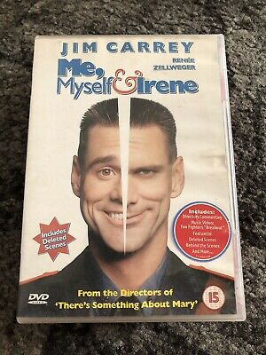 DVD Used - Me, Myself And Irene
