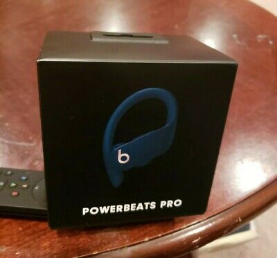 Apple Beats by Dr. Dre Powerbeats Pro  Wireless Bluetooth Headphones  Blue
