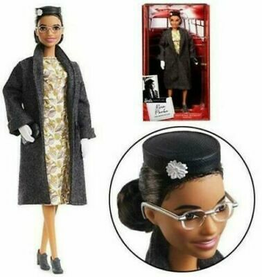 Barbie Signature Doll Inspiring Women Series Rosa Parks New
