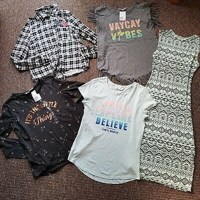 Girls Clothes Bundle Age 14-15 Years, New Look, H&M, Candy Couture