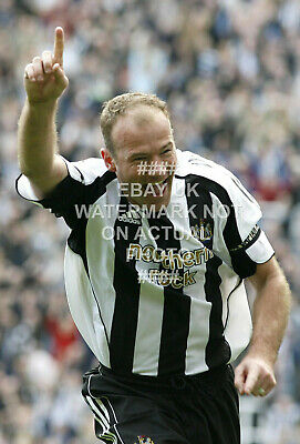 Alan Shearer Photo Choose Size Newcastle United Utd Celebration