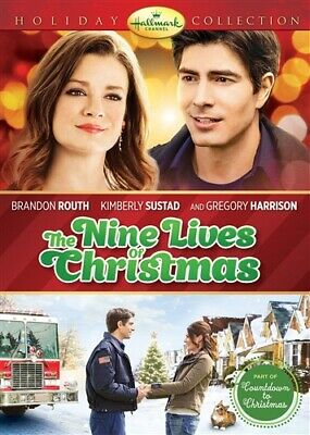 THE NINE LIVES OF CHRISTMAS New Sealed DVD Hallmark Channel