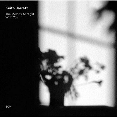 Keith Jarrett-The Melody At Night. With You-Japan Shm-Cd C94