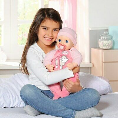 Baby Annabell Doll 43Cm Girls Pretend Play Interactive Toy Sounds Kids Gift New