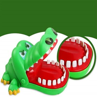 2019 Version For Crocodile Dentist Game Shark Attack Snapping Game Excitement UK